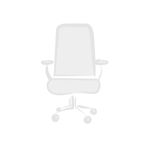 Drehstuhl Chairzone Self One Pro mit weisser Rückenlehne
